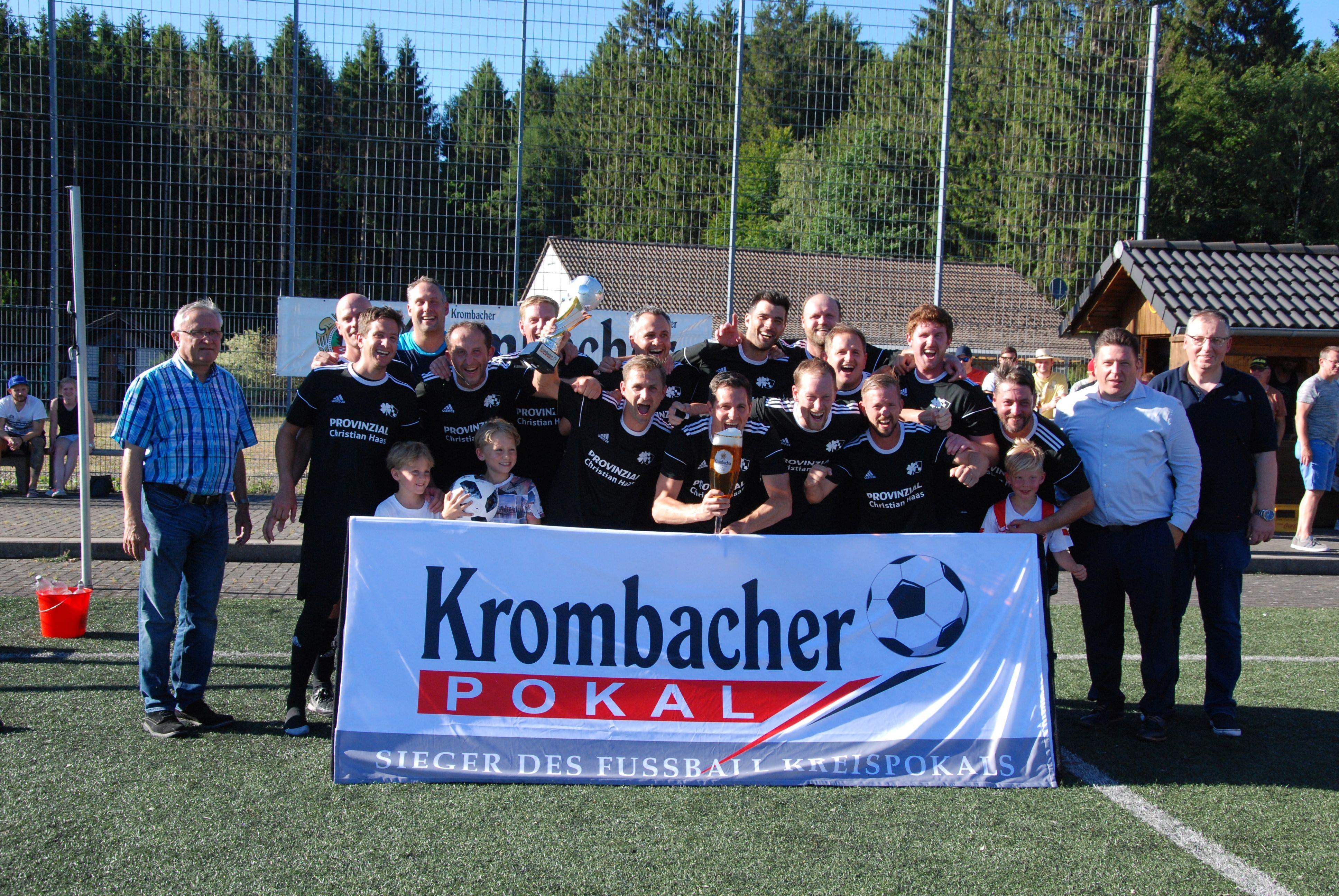 ü32 siegt im Kreispokal – heute steht Westfalenpokal an