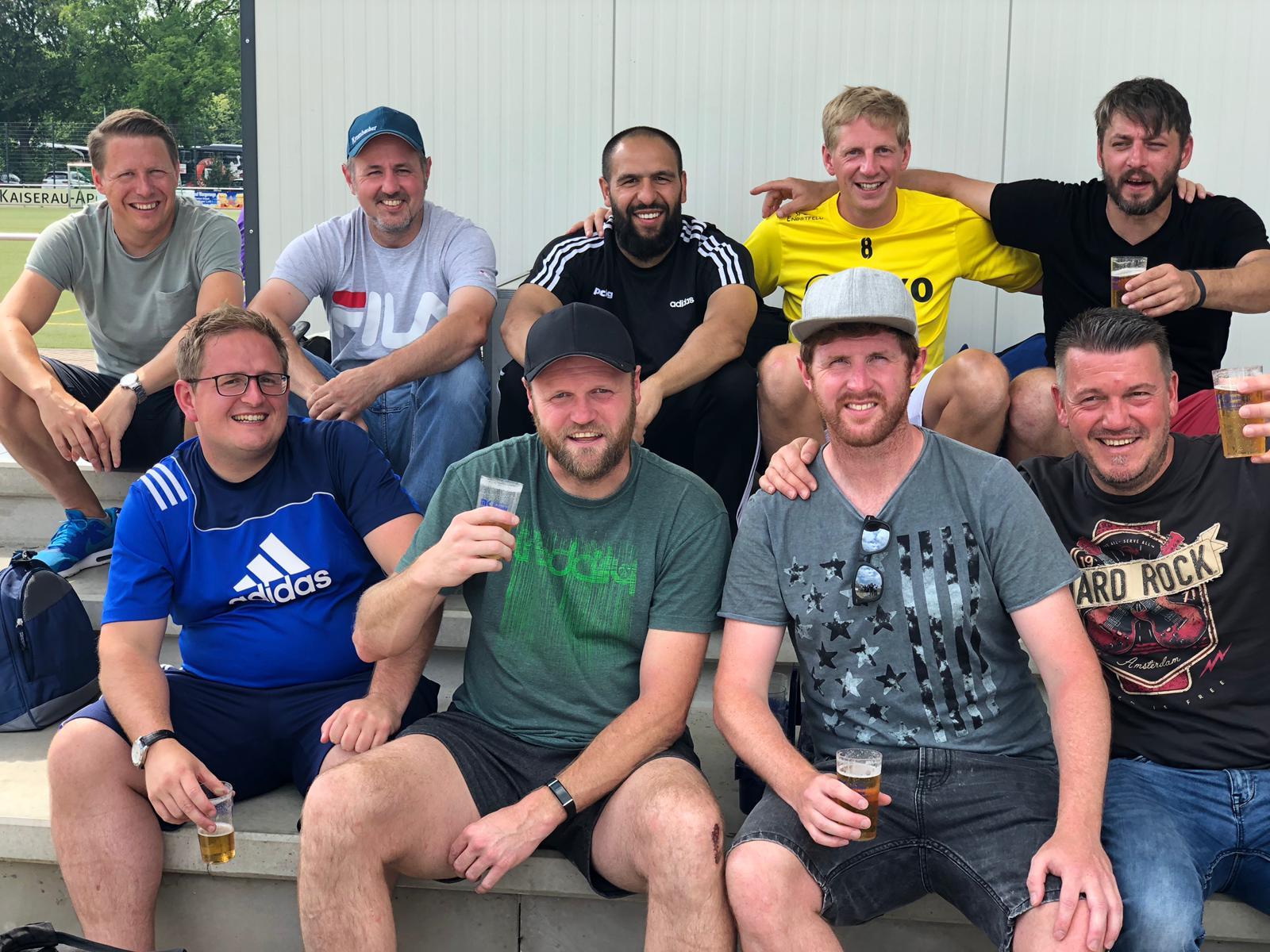 Zufriedenstellende Leistung im Krombacher Westfalen Cup