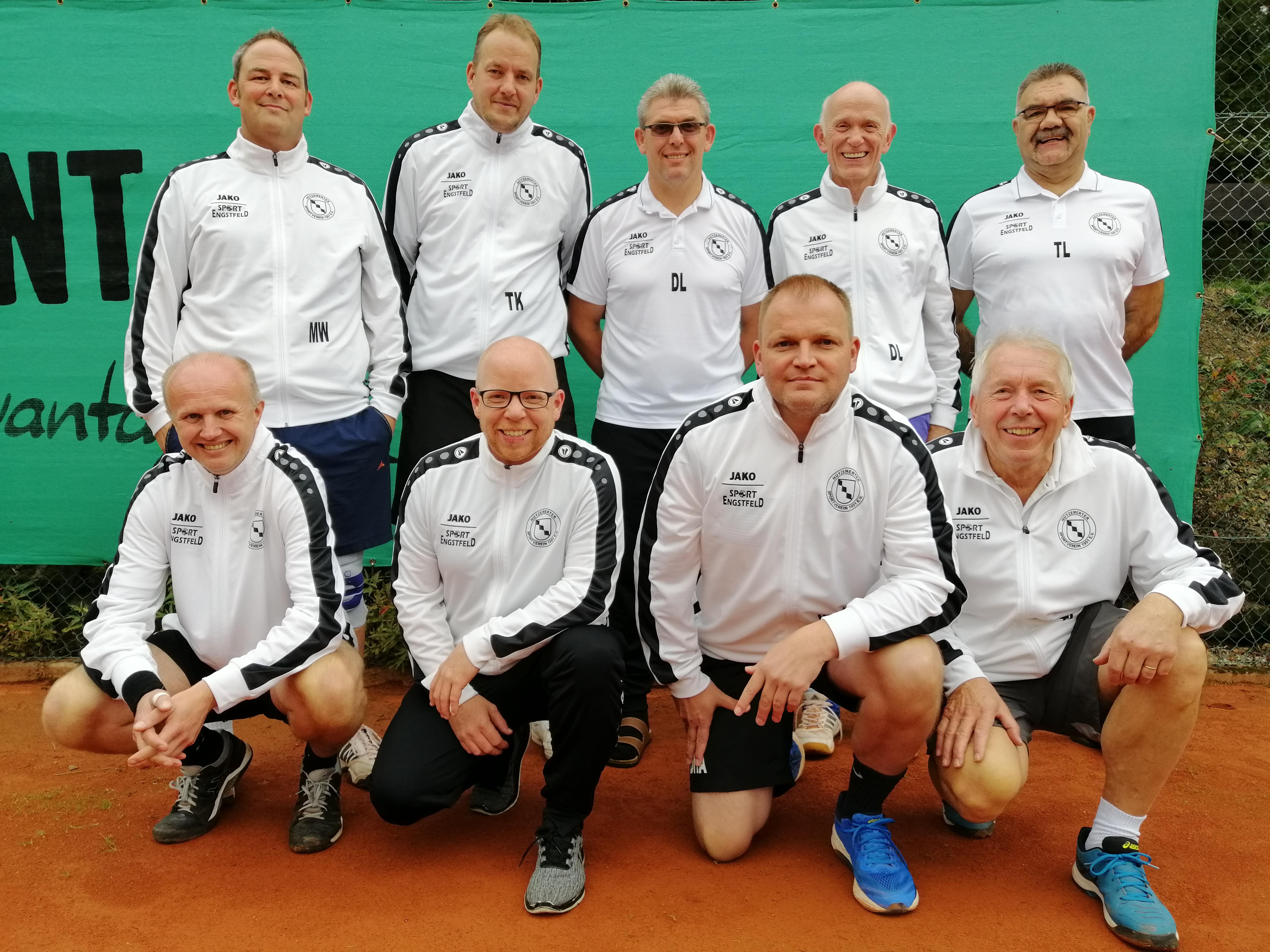 Hützemerter SV -Abt. Tennis- feiert Meistertitel