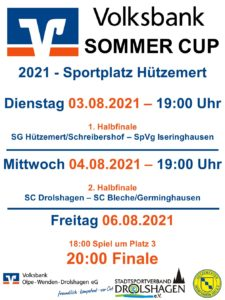 Stadtpokal Drolshagen 2021